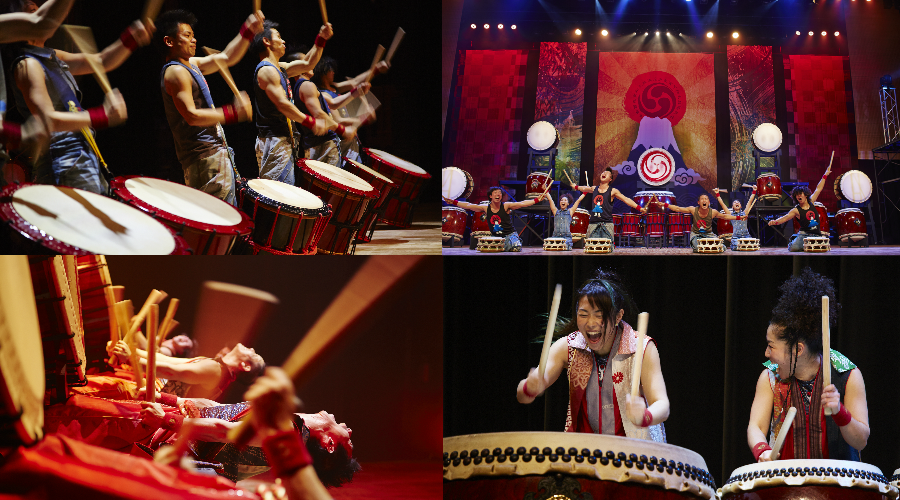 "The Japanese Drummers YAMATO Will Present Their New Show ""The Chalengers"" in Varna And Sofia 1"