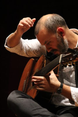 Guitar virtuosos in Sofia: ANTONIO FORCIONE & CENK ERDOGAN (3 Nov 2019) 1