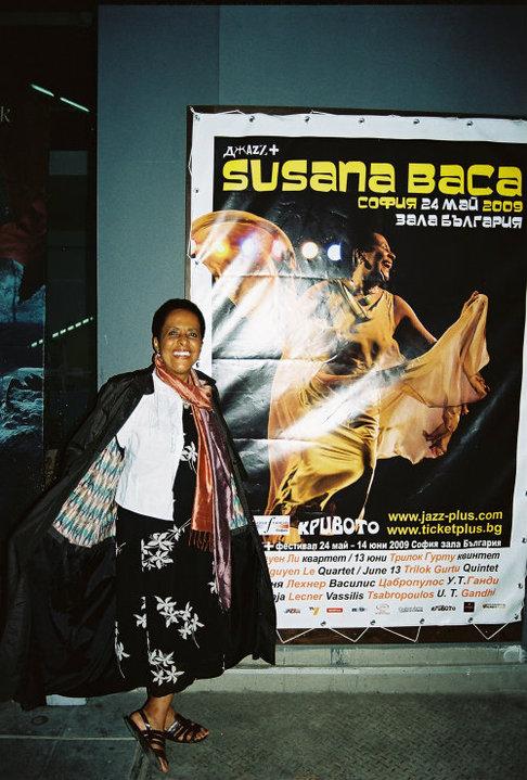 Сусана Бака - Afrodiaspora - 18.05.2011 6