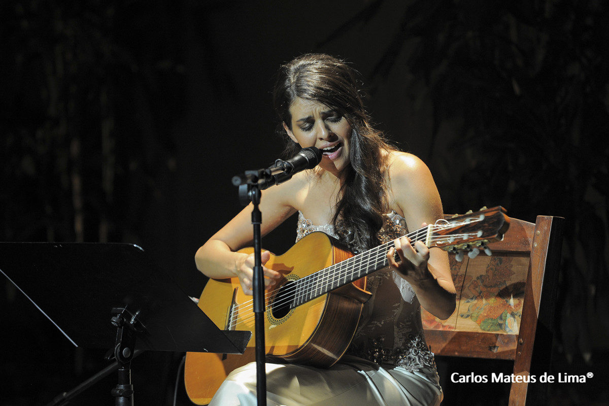 Cuca Roseta, the star of the new fado, performs in Sofia on Nov 30, 2019 4